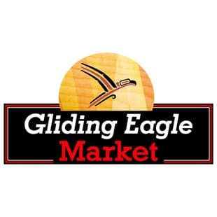 Local Market - Gliding Eagle