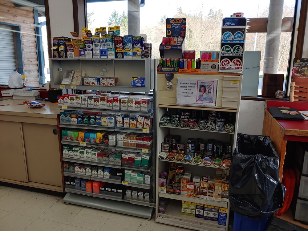 tobacco products - store photos