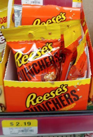 Reeses Munchers
